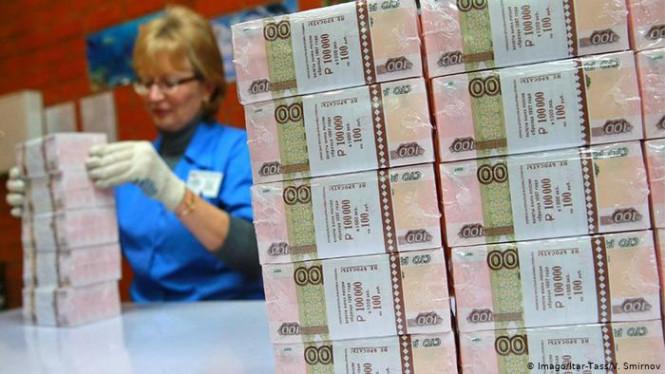 Прогноз для рубля неутешителен