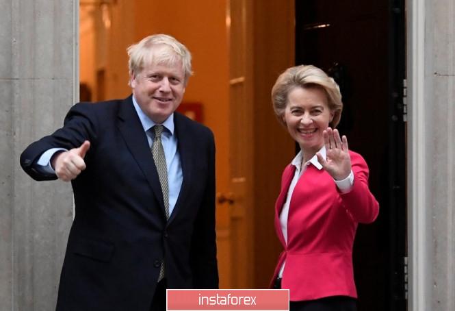 GBPUSD и EURUSD: О чем в эти выходные договорились Борис Джонсон и Урсула фон дер Ляйен