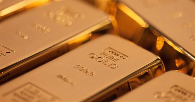 Золото плывет по течению