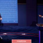 EURUSD: Сегодняшние дебаты кандидатов в президенты США зададут направление американского доллара на ближайшее время. Рост