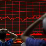 На фондовых площадках Европы и Азии снова сплошной негатив