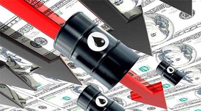 Цены на нефть падают на фоне пугающих перспектив по спросу