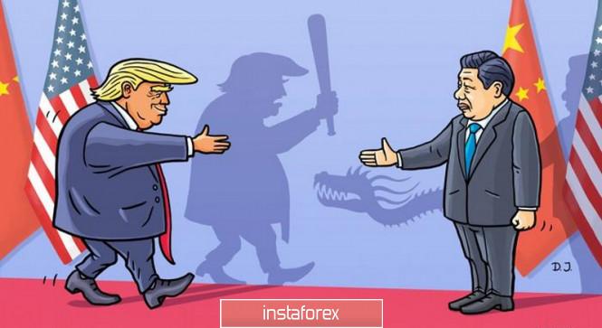 EURUSD: В США готовят новые санкции в отношении Китая, а настроения американцев резко падают