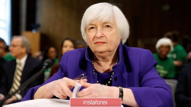 EURUSD: Назначение Джанет Йеллен на пост министра финансов еще больше подорвет устойчивость доллара