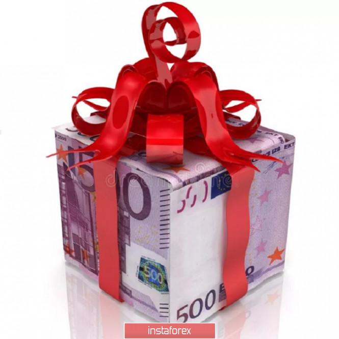 EURUSD оставляет подарки