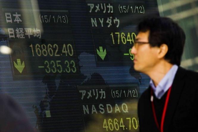 Фондовые площадки Азии замерли в ожидании, а европейские индексы преимущественно растут