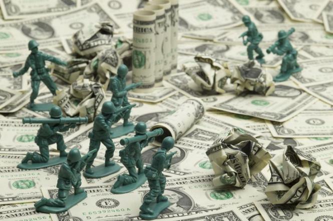 EUR/USD: будут ли доллар и евро втянуты в валютную войну?