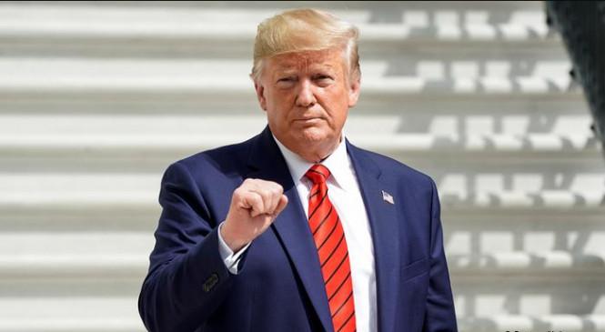 Для Трампа появился свет в конце тоннеля: более 100 республиканцев поддержали иск против Байдена