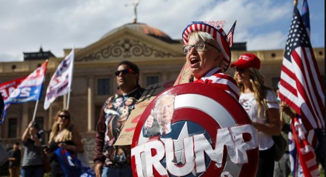 В минувшие выходные: предательство Верховного суда и столкновения на улицах Вашингтона