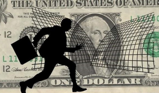 Краткосрочное движение по индексу доллара