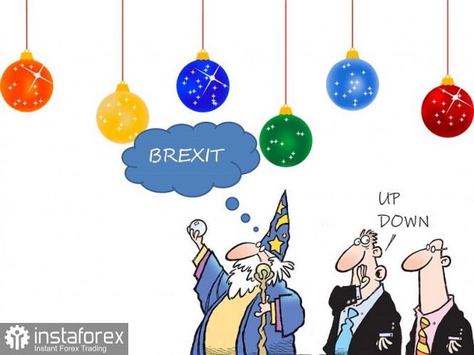 GBPUSD – Спекулянты в недоумение, а трейдерам придется работать в рождественские каникулы, и всему виной послужил BREXIT