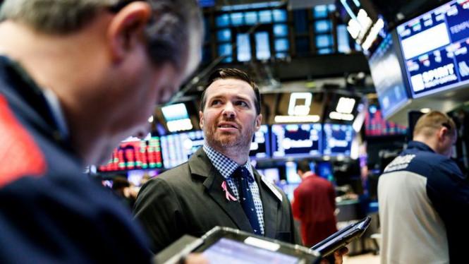 Фондовая Америка и Европа ушли на праздники в хорошем настроении