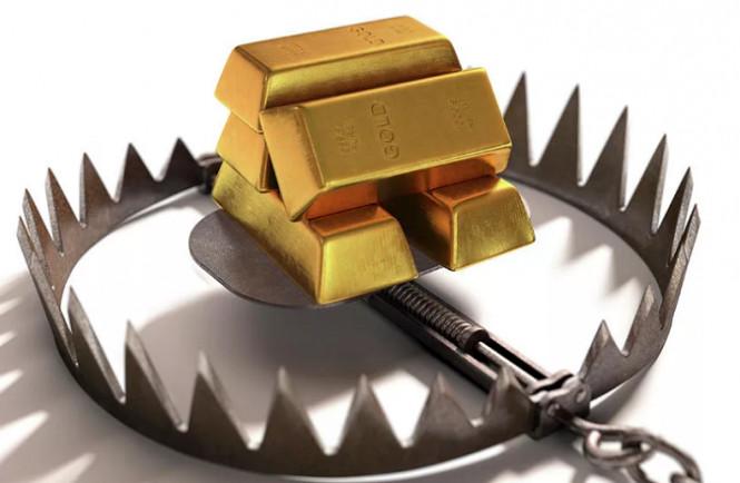 Не продавайте золото перед этим уровнем!