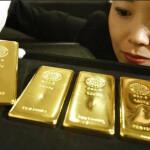 Золото — азиатская покупка на 4000п