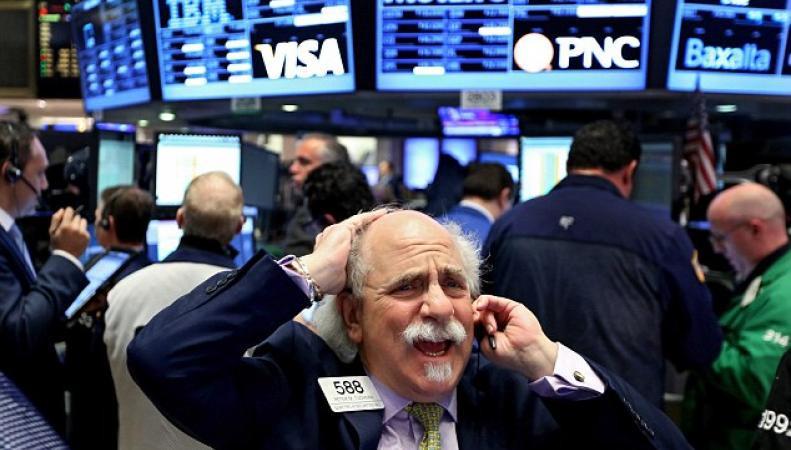 Громкие антирекорды фондовых рынков США