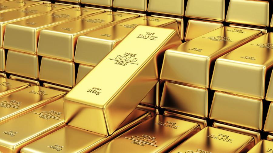 Конец негативу: золото сменило тренд