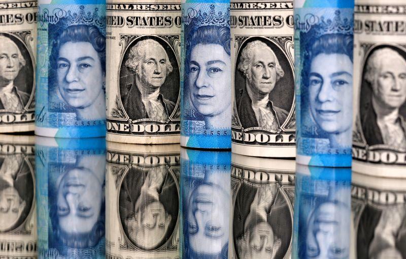 Фунт не растерял импульс к росту, тренд по доллару останется нисходящим