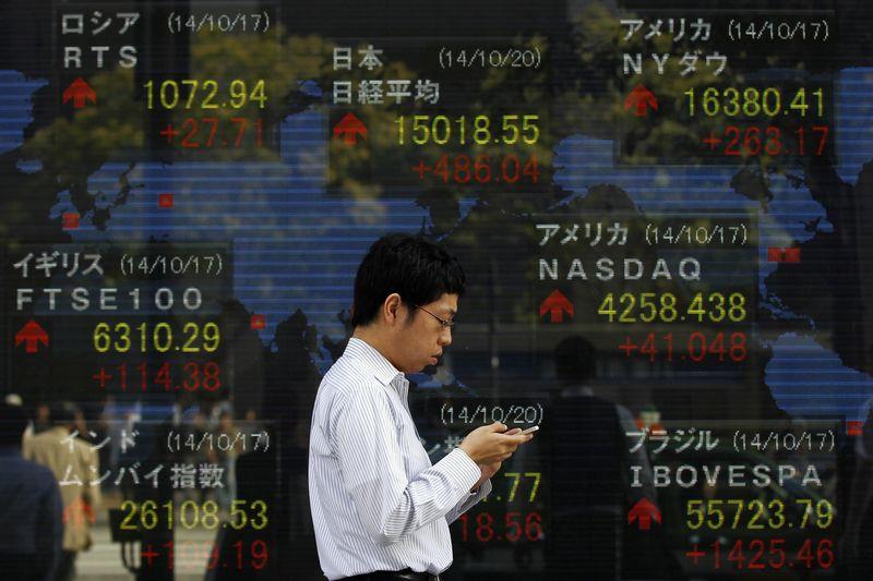 Фондовая Азия работает не в полную мощь, но очень эффективно