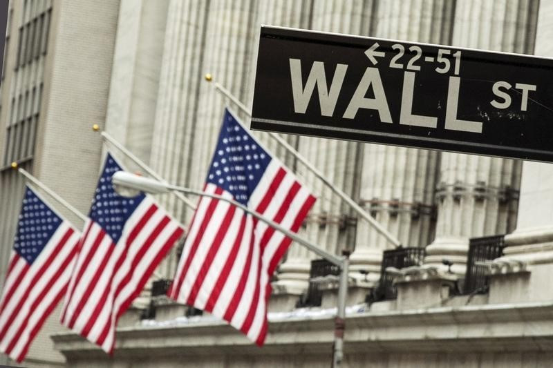 Фондовый рынок США отчитался синхронным падением основных индексов
