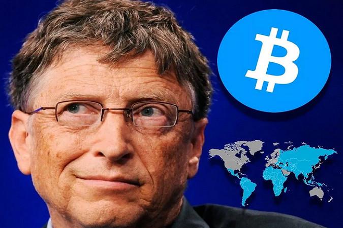 Чем занимается Билл Гейтс