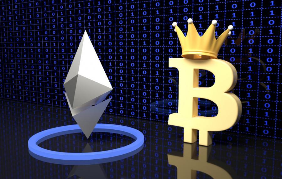 Когда Ethereum станет криптовалютой №1?