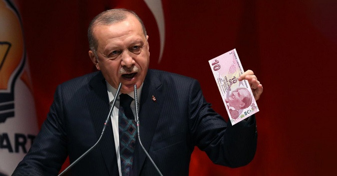 Обвал турецкой лиры. Эрдоган сменил главу Центробанка