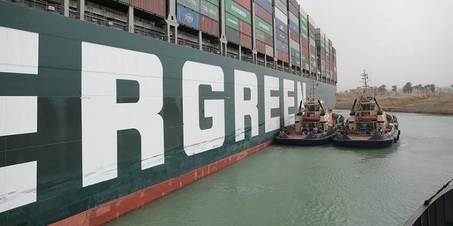 Блокировка Суэцкого канала подрывает всю мировую торговлю и снижает предложение энергоносителей на рынке