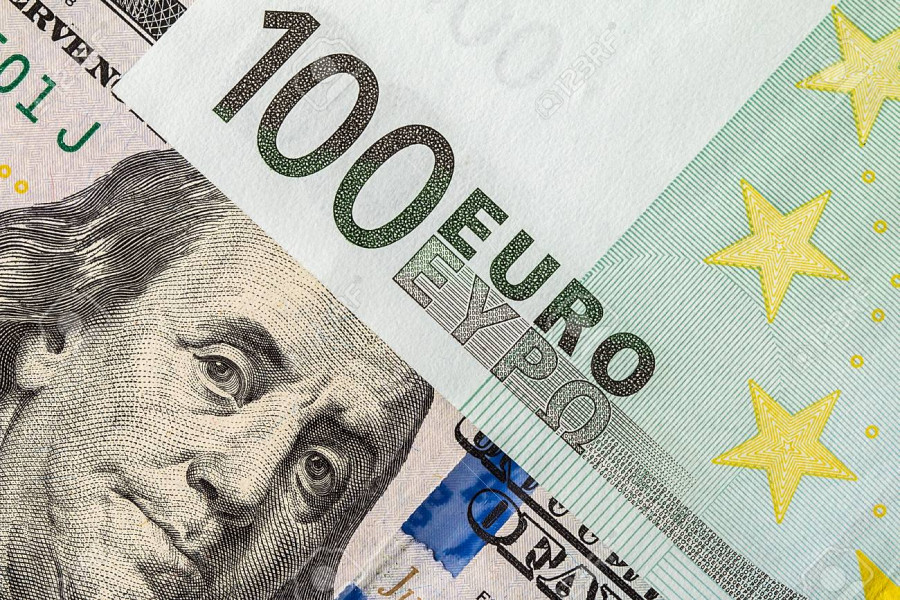 Нисходящий тренд по EUR/USD остается в силе, или Пока евро сгущает краски, будущее доллара выглядит ярким