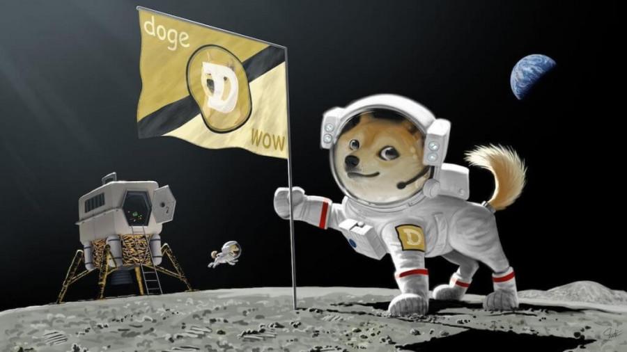 Dogecoin вырос более чем на 20% после последнего твита Илона Маска