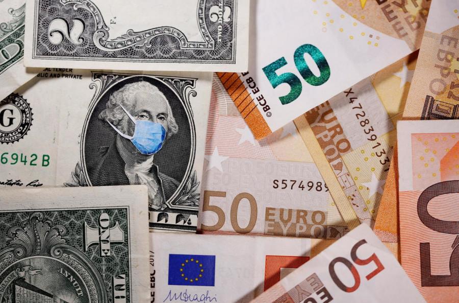 EURUSD и AUDUSD: Экономический прогноз МВФ привел к укреплению евро