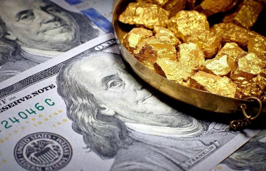 Доходность гособлигаций США отошла от недавних максимумов, золото на этом фоне подорожало