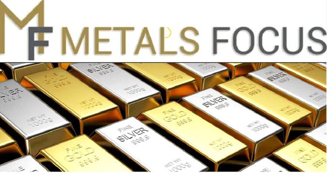 Золото в фокусе