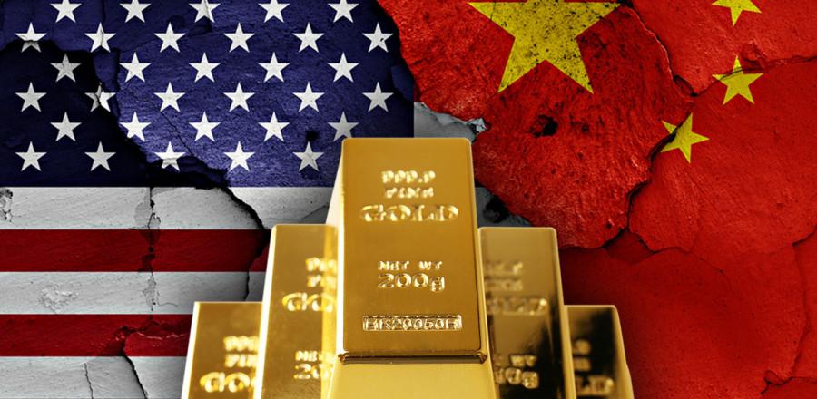 Золото рвануло вверх почти на 2% – есть потенциал для роста?
