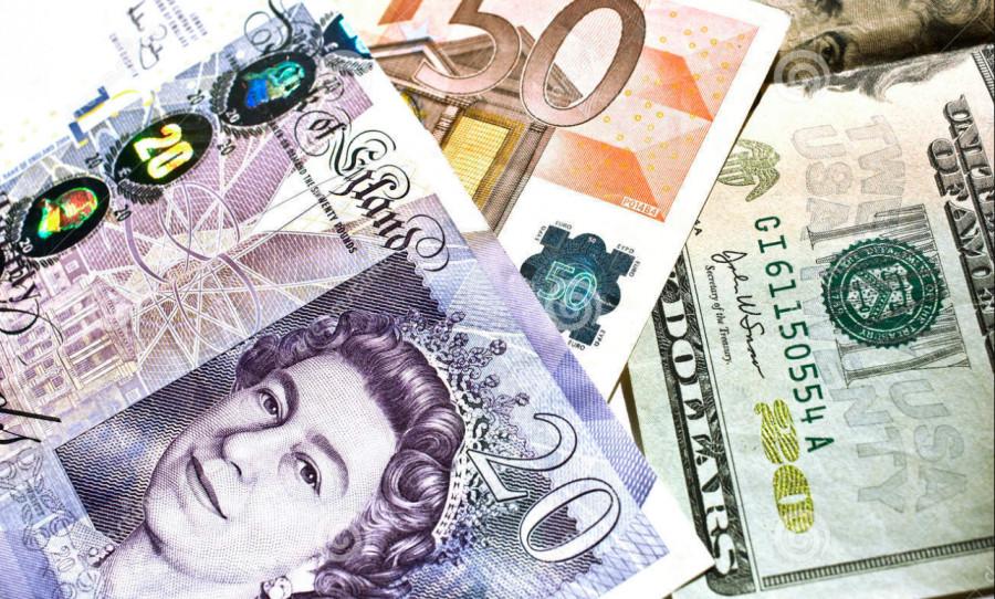 GBP/USD, GBP/EUR: фунт дорожает к доллару и евро