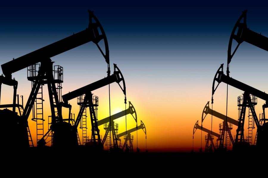 Нефть выросла на бычьих прогнозах восстановления спроса