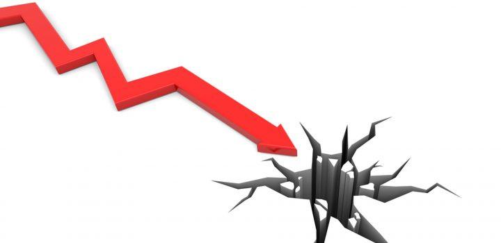 Фондовые рынки США ожидает мощный кризис