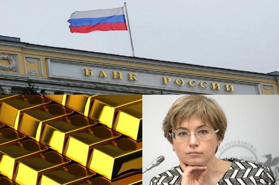 Распродажа золота из России