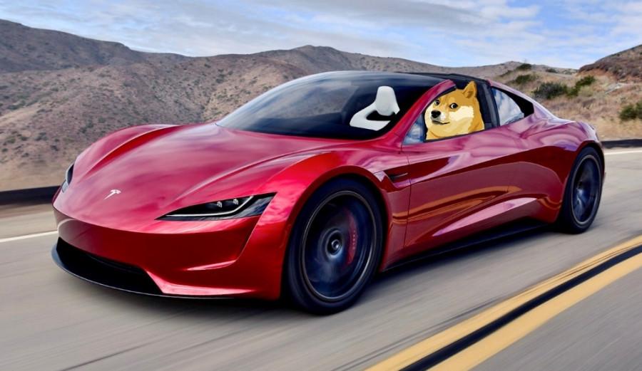 Илон Маск и Tesla готовы начать принимать Dogecoin в качестве оплаты за автомобили: лунная миссия SpaceX полностью проплачена