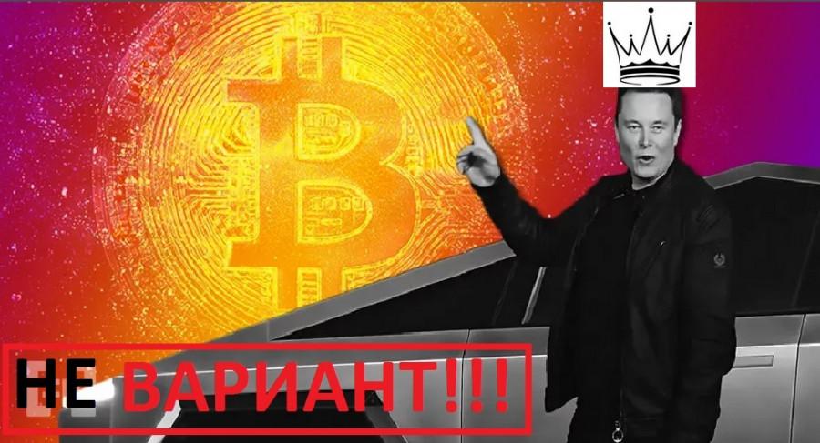 Илон Маск – король криптовалют!