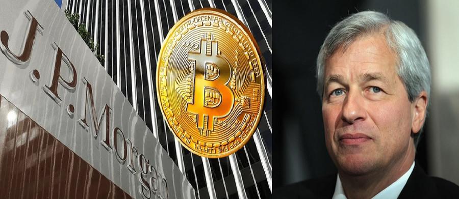 Банк JPMorgan готовится предложить частным клиентам биткойн-фонд