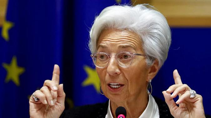 О чём сказала Лагард на пресс-конференции ЕЦБ?