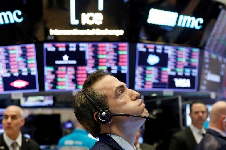 Предсмертная агония? Фондовые индексы США бьют рекорды в нервном ожидании заседания ФРС