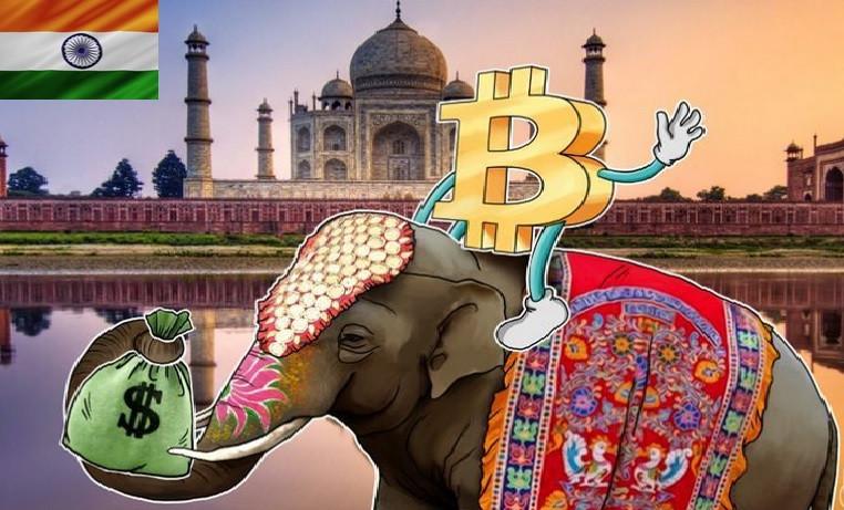 Индия выбирает криптовалюту!