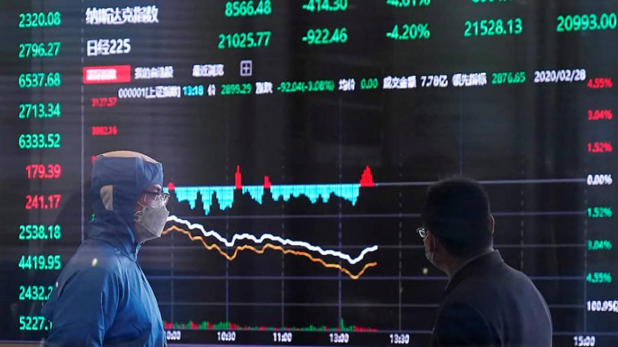 Новая мутация СOVID-19 незначительно снижает фондовые индексы Европы