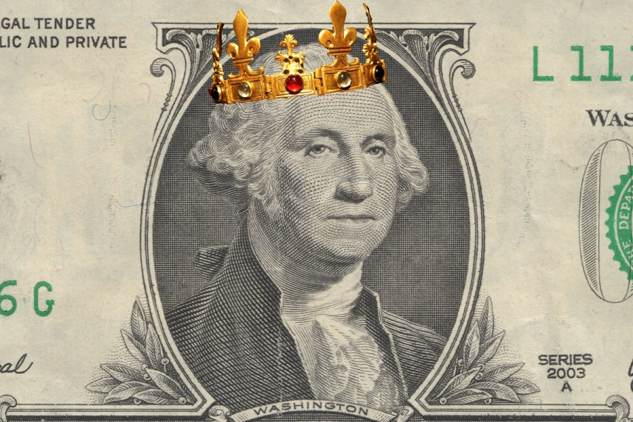 Король-доллар: Евро придется стиснуть зубы и смириться с положением