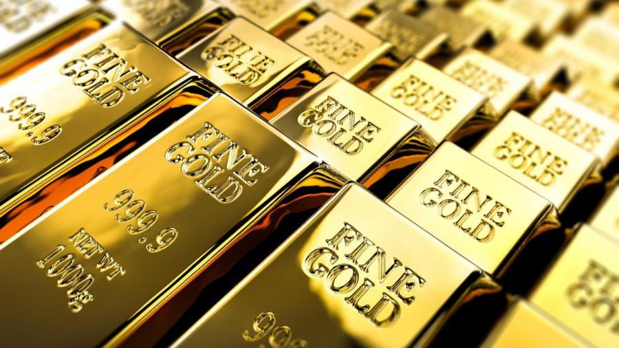 Золото на качелях: котировки то падают, то растут