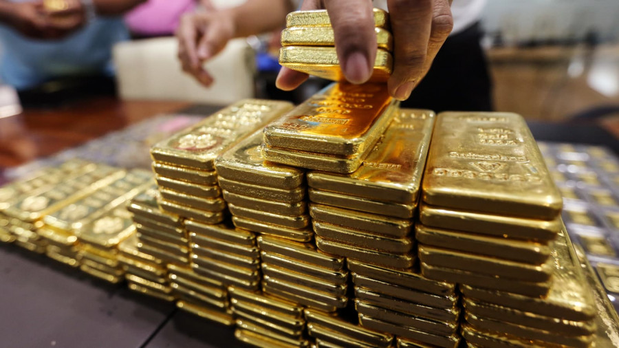 Золото может вырасти до $4 тыс