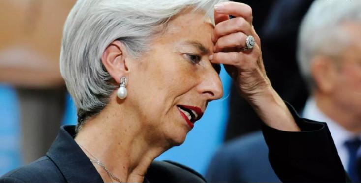 EURUSD и GBPUSD: заявления Кристин Лагард оказали давление на евро