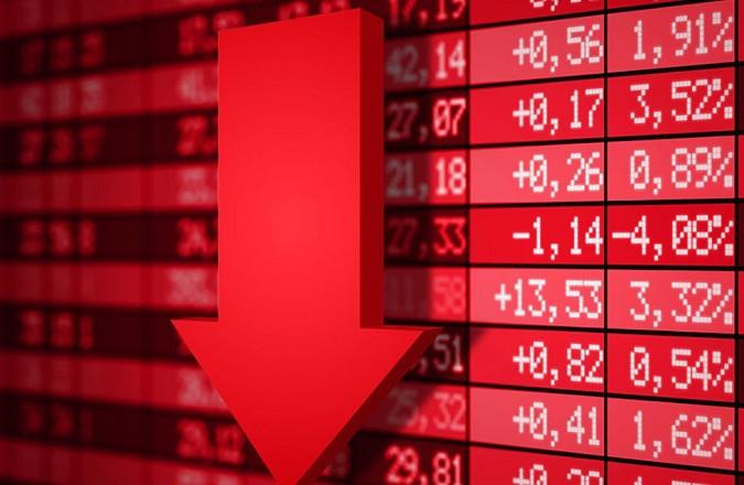 S&P 500 снижается из-за риска выхода инфляции из-под контроля ФРС