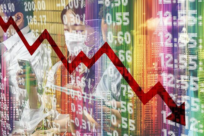 Индекс S&P 500 впервые за месяц закрыл неделю снижением